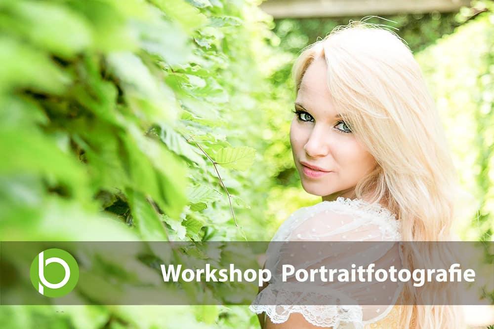 Workshop Portraitshooting - Peter Büscher Fotoart
