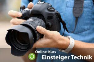 Fotokurs Einsteiger Technik